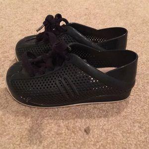 Mini Melissa sneakers size 9